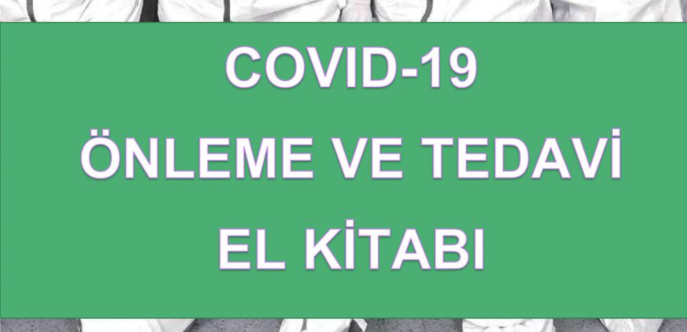 Covid-19 Önleme ve Tedavi El Kitabı