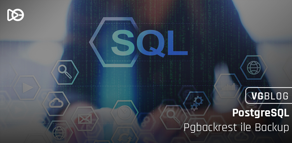 PostgreSQL Pgbackrest İle Backup