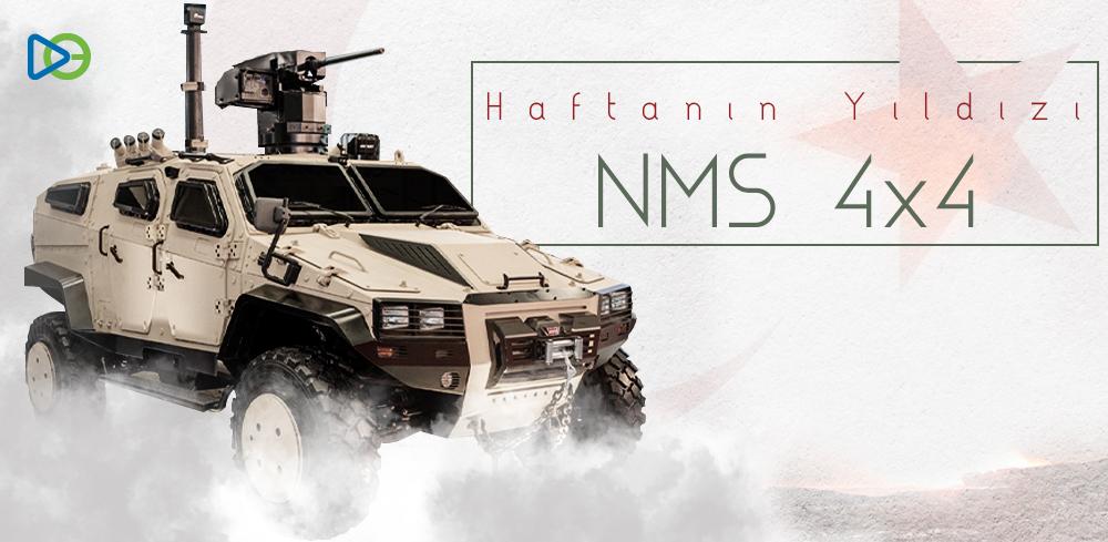 Haftanın Yıldızı: NMS 4x4