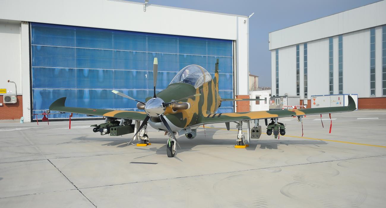 Yakın Hava Desteği Görevlerinde Sabit Kanatlı Hava Araçlarının Kullanımı