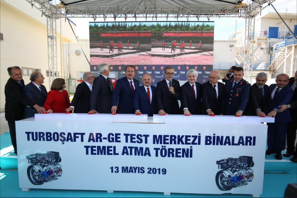 Türkiye, Türbin Motor Teknolojileri Açısından Tarihi Bir Günü Daha Geride Bıraktı