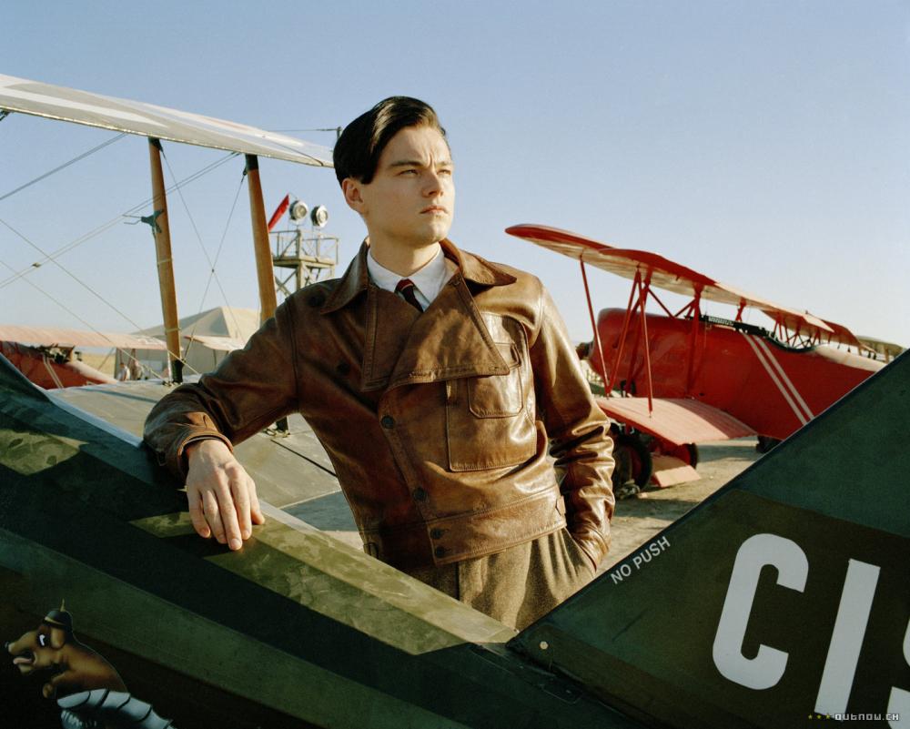 Deli Bir Dahi: Göklerin Hâkimi (The Aviator) Filmi