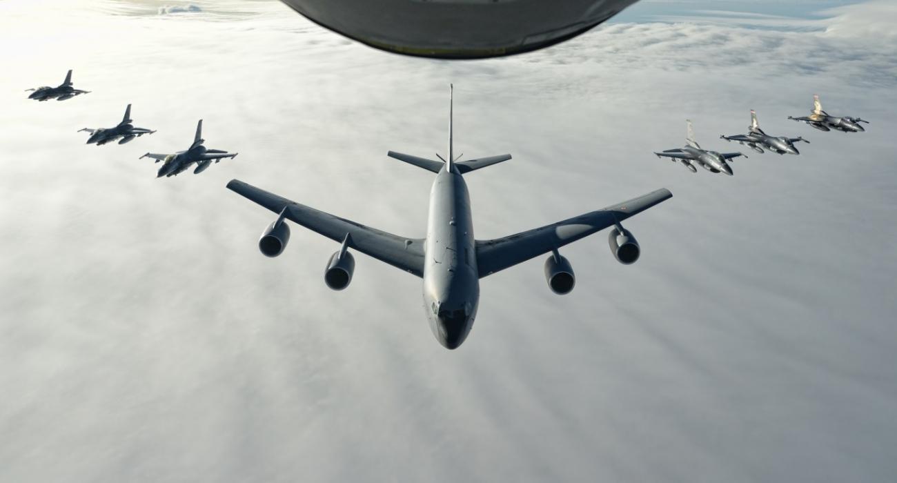 Hava Kuvvetlerinin Görünmeyen Kahramanları: Tanker Uçakları