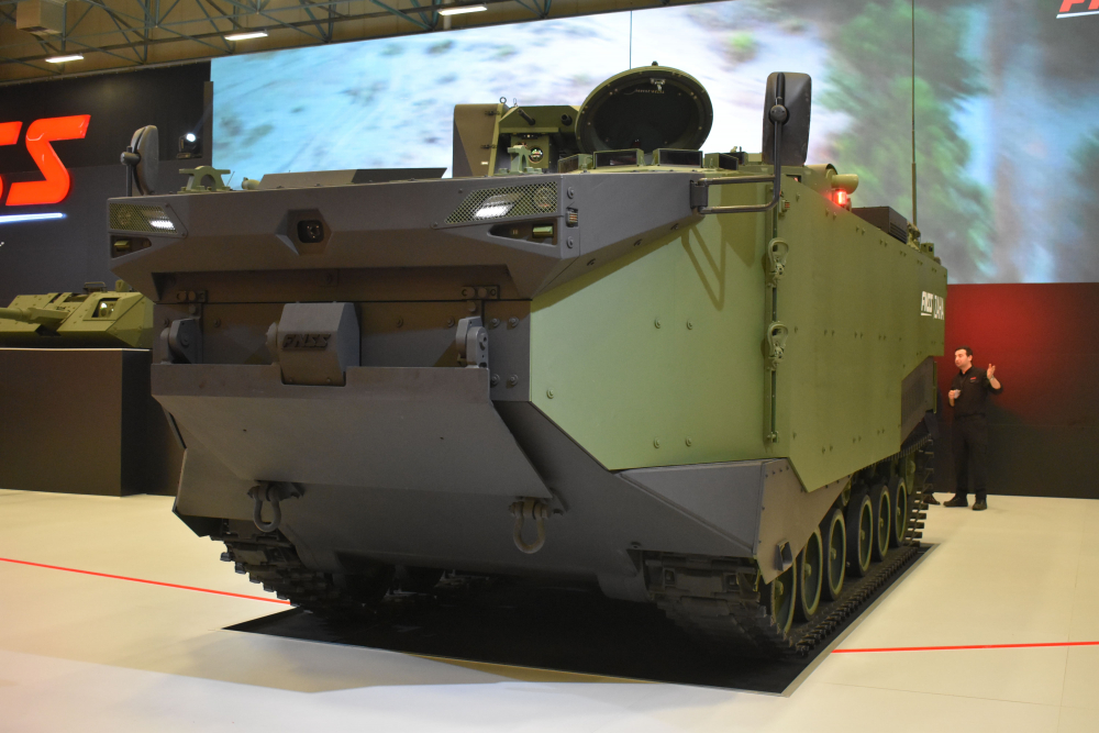 ZAHA'nın Ön Prototipi İlk Defa IDEF'19'da Sergileniyor