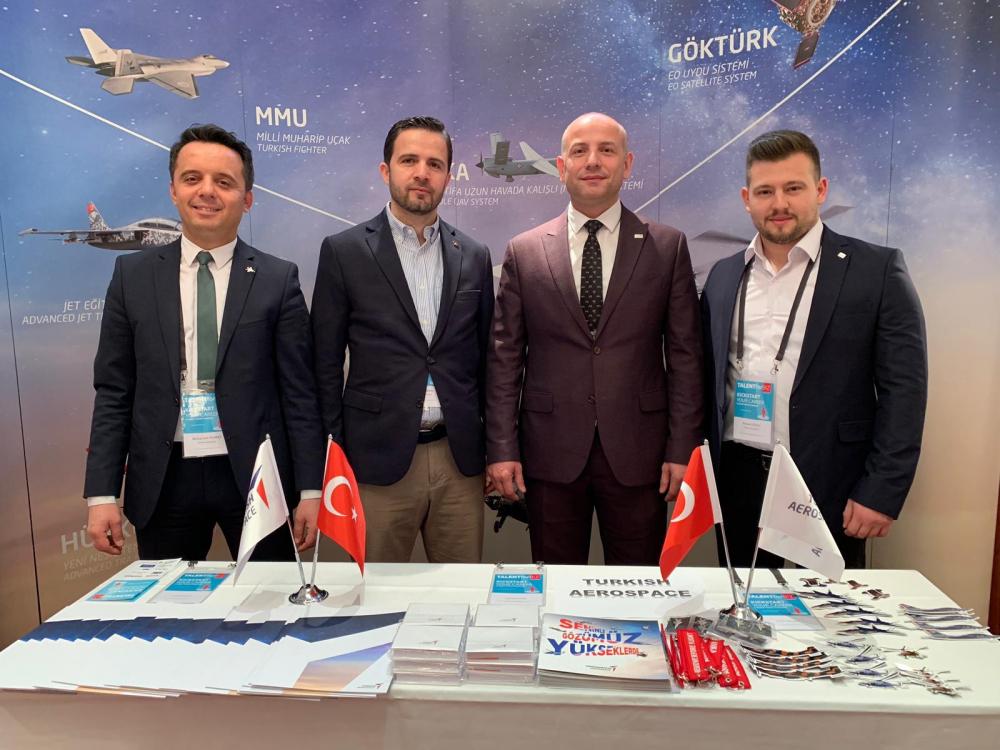 Türk Havacılık ve Uzay Sanayii Yurt Dışı Türkler Staj Programı