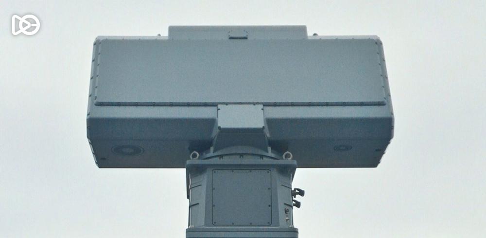 Deniz Platformu 3 Boyutlu Arama Radarı