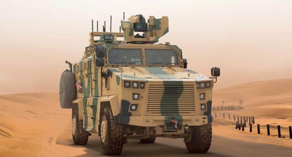 Yerli Savunma Sanayii Yıldızı: Kirpi MRAP