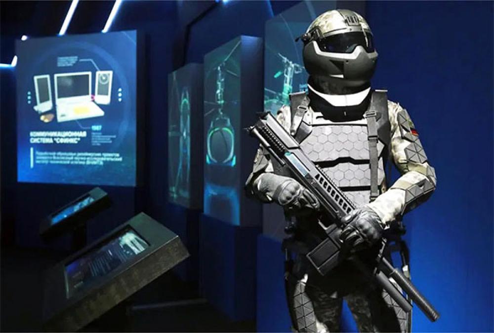 Savaşın Geleceği : Teknolojiyle Şekillenen Cyborg Askerler