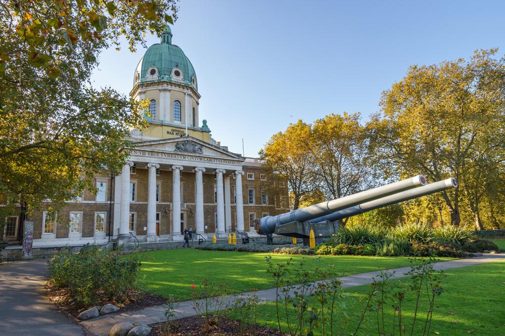 Tarihin Tanığı Müzeler: İngiltere - İmparatorluk Savaş Müzeleri