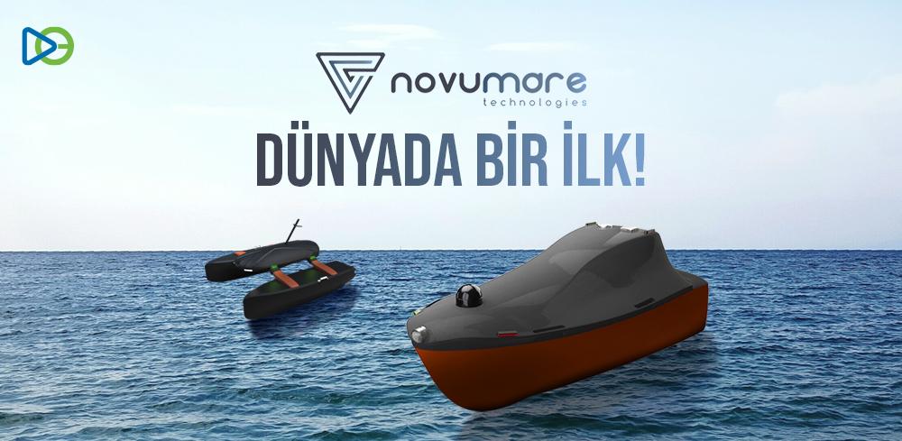 Novumare Technologies ve Türk Loydu'ndan Dünyada Bir İlk!