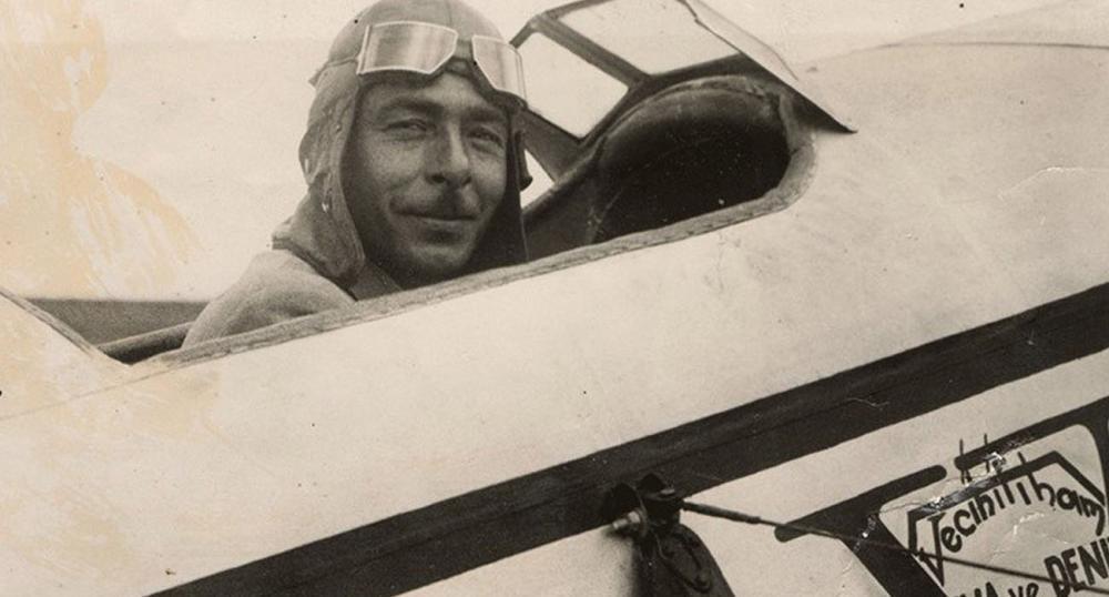 Türk Havacılığının Öncü İsimlerinden Vecihi Hürkuş'un İlklerle Dolu Hayatı