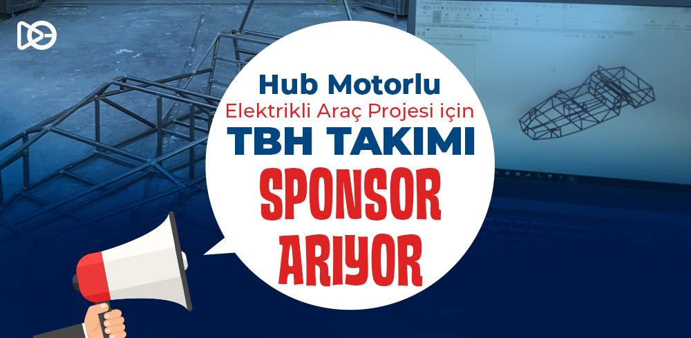 TBH Takımı Sponsor Arıyor