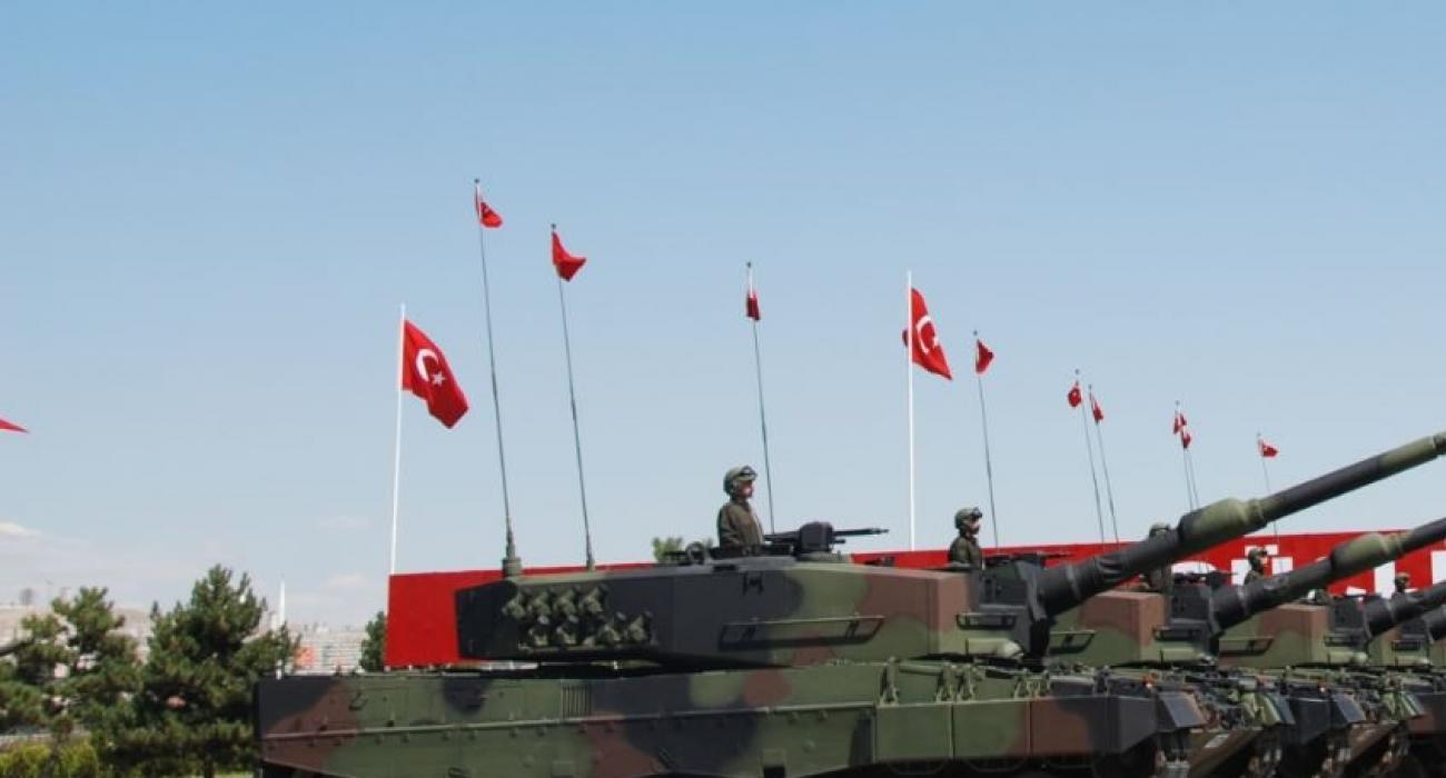 Türkiye Savunma Sanayii İhracatta Büyüyor