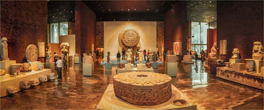 Orta Amerika Medeniyetlerinin Keşfi: Ulusal Antropoloji Müzesi